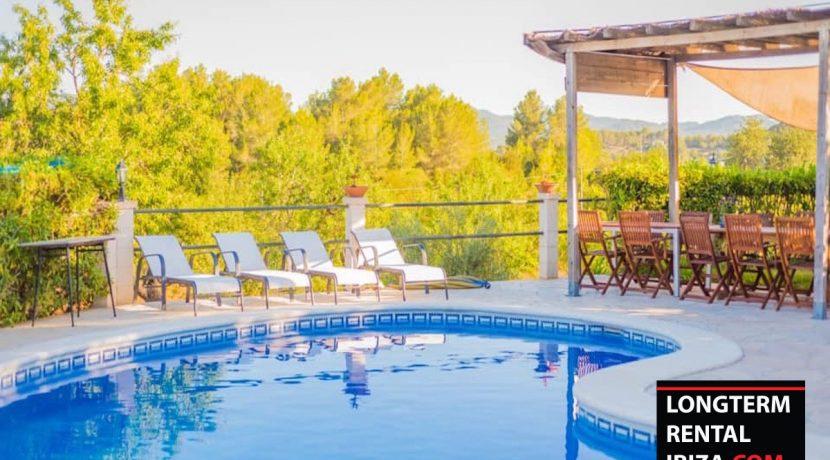 Long term rental ibiza - Villa Buscal 8