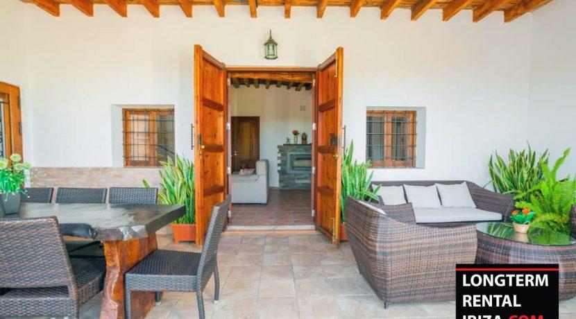 Long term rental ibiza - Villa Buscal 9