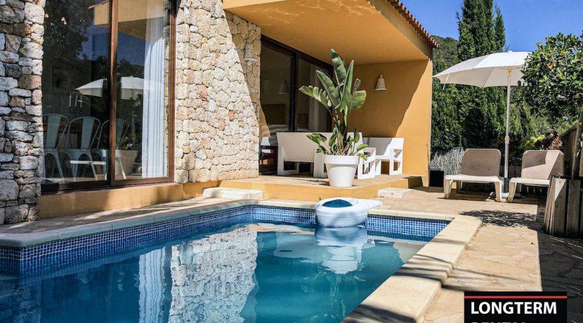 Long term rental ibiza - Villa Ronga
