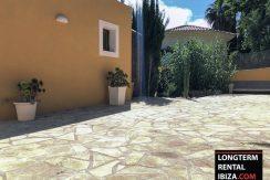 Long term rental ibiza - Villa Ronga 13