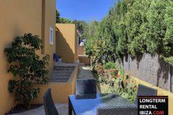 Long term rental ibiza - Villa Ronga 14