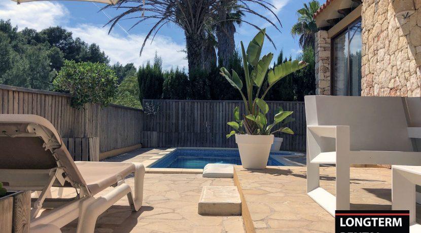 Long term rental ibiza - Villa Ronga 15