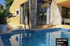 Long term rental ibiza - Villa Ronga 16