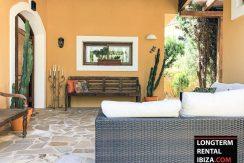 Long term rental ibiza - Villa Ronga 17