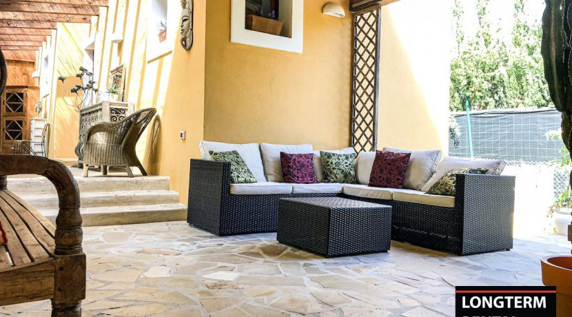 Long term rental ibiza - Villa Ronga 18