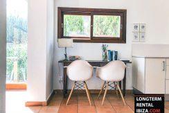 Long term rental ibiza - Villa Ronga 3