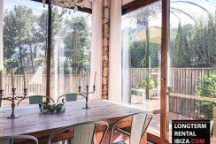 Long term rental ibiza - Villa Ronga 5