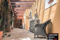 Long term rental ibiza - Villa Ronga 6