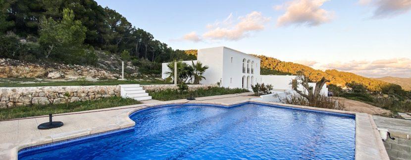 Long term rental Ibiza - Finca Joan1