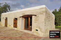 Long term rental Ibiza - Finca Verde1