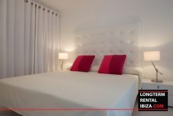 Long term rental Ibiza - Partio Blanco Hard Rock 11