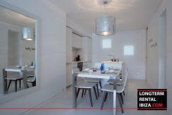 Long term rental Ibiza - Partio Blanco Hard Rock 4