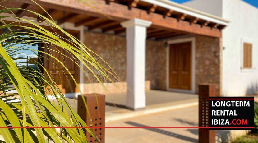 Long term rental Ibiza - Villa Nuevo Gertrudis 1