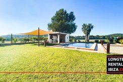 Long term rental Ibiza - Villa Nuevo Gertrudis 2
