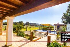 Long term rental Ibiza - Villa Nuevo Gertrudis 4