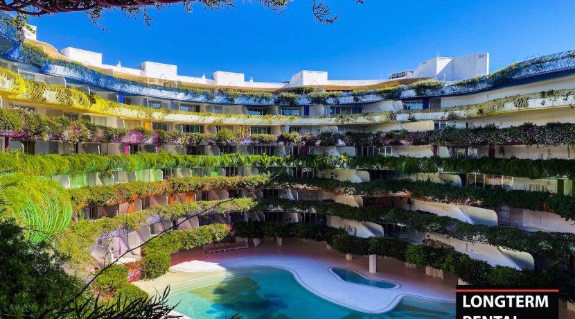 Long term rental ibiza - Apartment Cova Santa 10