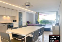 Long term rental ibiza - Apartment Cova Santa 2
