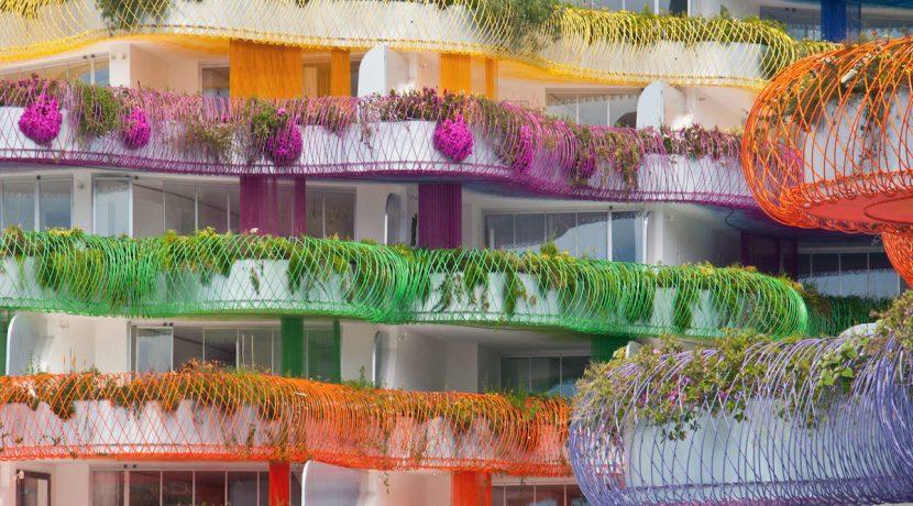Long term rental ibiza - Apartment Cova Santa 23