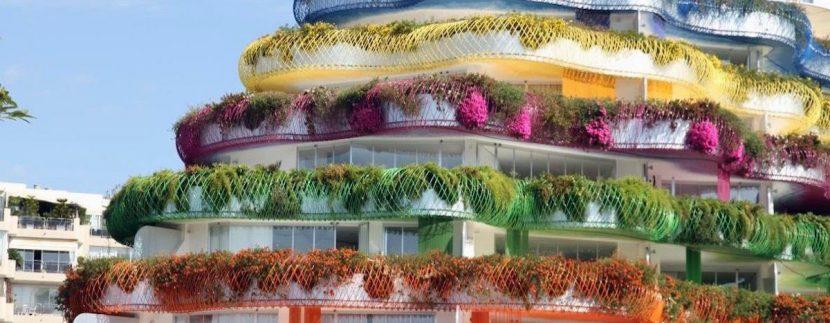 Long term rental ibiza - Las boas ibiza-  Apartment Cova Santa