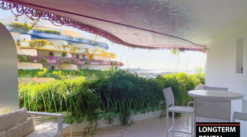 Long term rental ibiza - Apartment Cova Santa 6