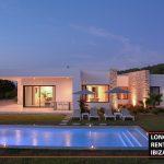 Long term rental Ibiza - VIlla Valle