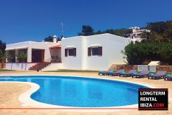 Long term rental Ibiza - Villa Can Salada