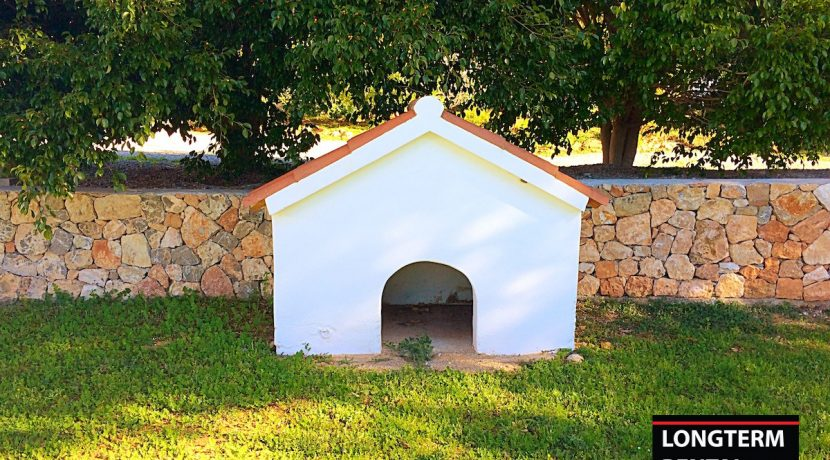 Long term rental Ibiza - Villa Can Salada 11