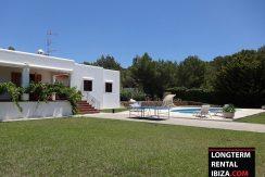 Long term rental Ibiza - Villa Can Salada 12