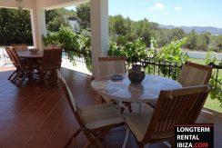 Long term rental Ibiza - Villa Can Salada 13