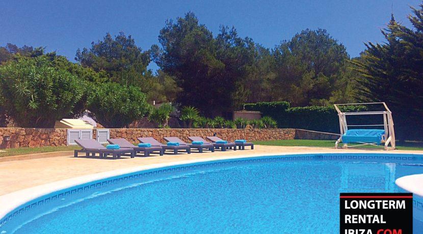 Long term rental Ibiza - Villa Can Salada 3