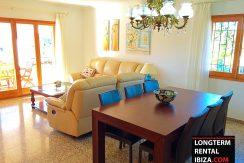 Long term rental Ibiza - Villa Can Salada 7