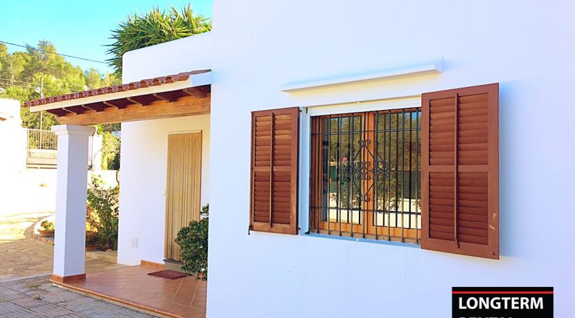 Long term rental Ibiza - Villa Can Salada 8