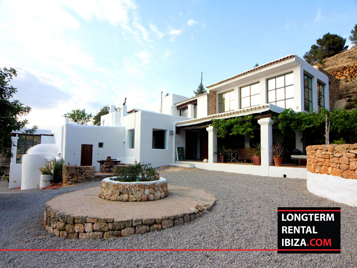 Long term rental Ibiza - Finca Autentica