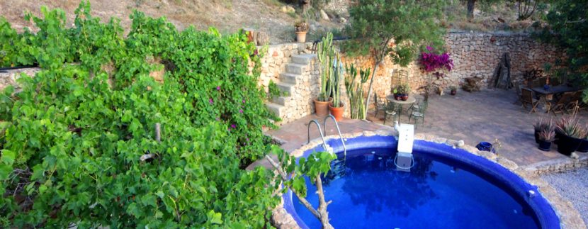 Long term rental Ibiza - Finca Autentica5