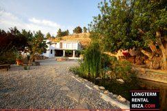 Long term rental Ibiza - Finca Autentica8