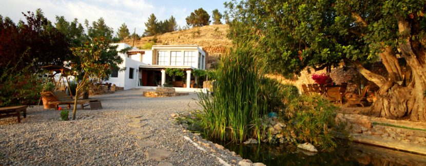 Long term rental Ibiza - Finca Autentica8