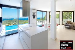 Long term rental Ibiza - Villa Phenomenal 10