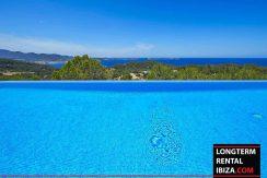 Long term rental Ibiza - Villa Phenomenal 24
