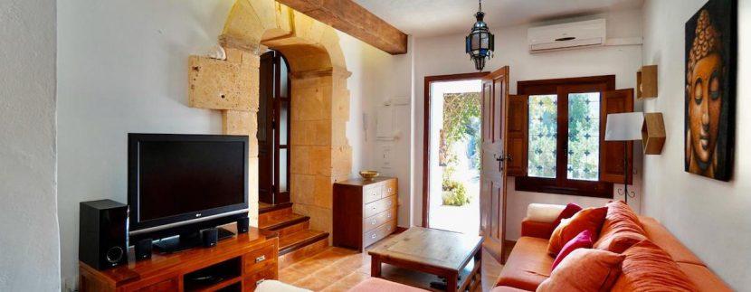 long term rental Ibiza - Villa Precioso 1