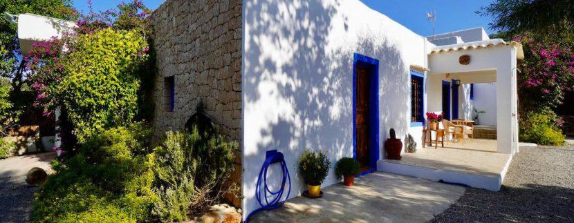 long term rental Ibiza - Villa Precioso 10
