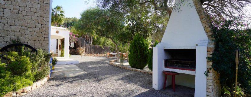 long term rental Ibiza - Villa Precioso 11