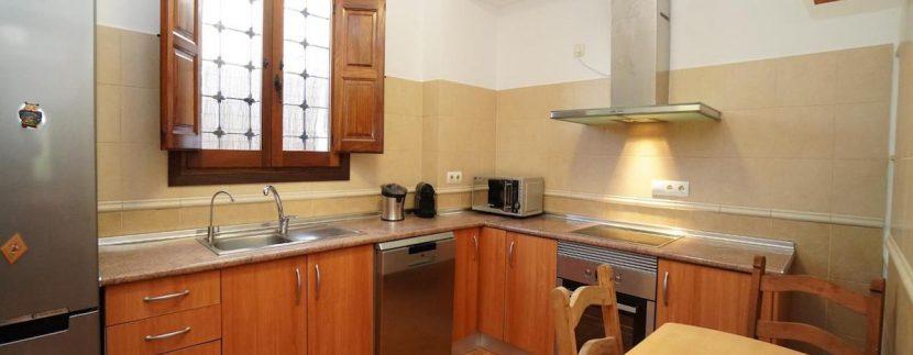 long term rental Ibiza - Villa Precioso 12