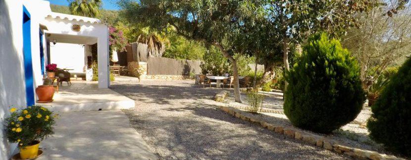 long term rental Ibiza - Villa Precioso 13