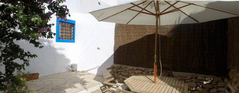 long term rental Ibiza - Villa Precioso 20