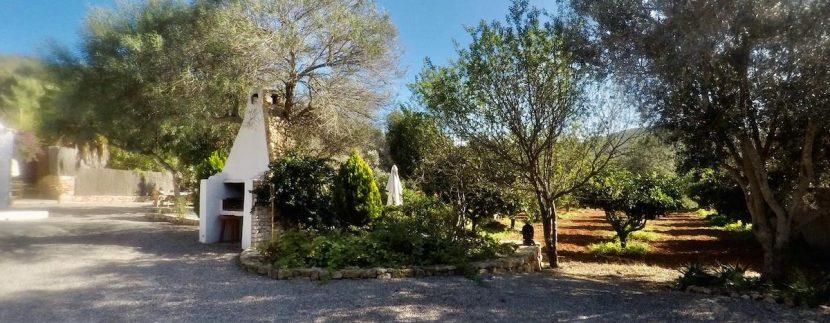 long term rental Ibiza - Villa Precioso 21