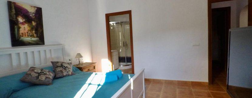 long term rental Ibiza - Villa Precioso 22
