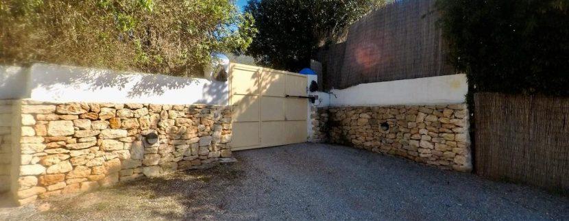 long term rental Ibiza - Villa Precioso 23