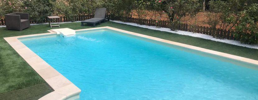 long term rental Ibiza - Villa Precioso 27