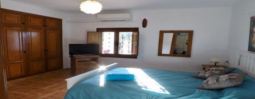 long term rental Ibiza - Villa Precioso 28