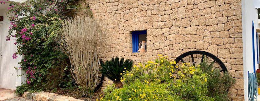 long term rental Ibiza - Villa Precioso 31